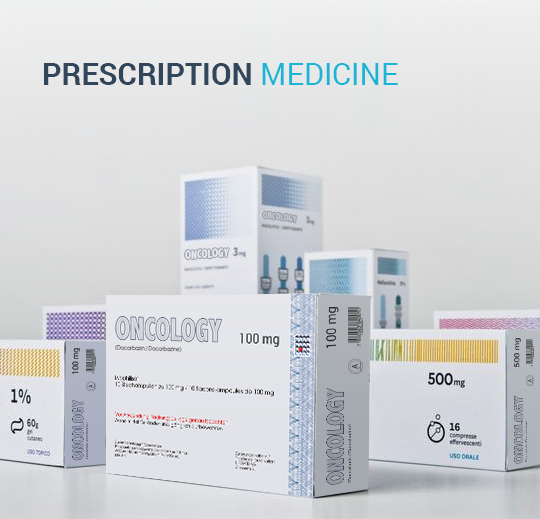 Prescription medicine case study